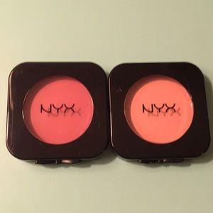 Nyx HD Blushes
